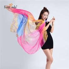 Long Silk Chiffon Scarf New Luxury Brand Flower Scarf Women Designer Scarf Summer Beach Cover Up Leaf Print Bufandas Shawls(China (Mainland))