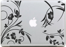 Buy Cirrus Flower Rattan Vinyl Sticker Macbook Air 11 12 13 Pro 13 15 17 Retina Decal Car Laptop Multi Skins Pegatinas for $5.88 in AliExpress store