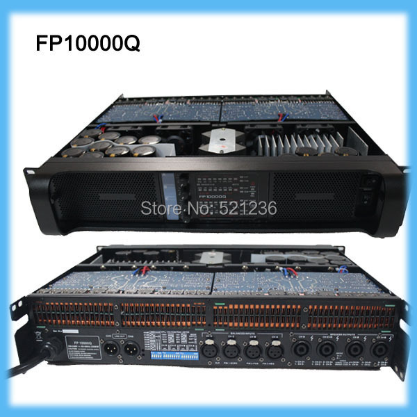2016 popular high quality power amplifier fp10000q ,high current power amplifier(China (Mainland))