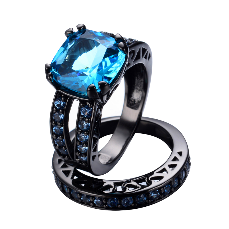 get cheap vintage aquamarine rings aliexpress
