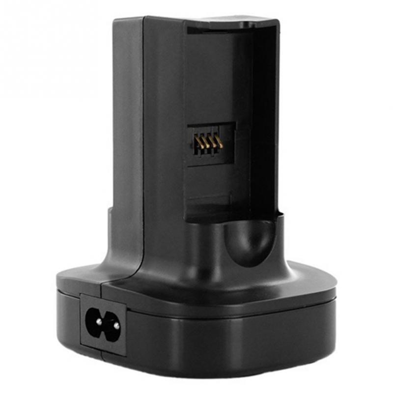Newest Dual Charger Dock + 2 Rechargeable Battery 4800mAh LED Charging Light For Xbox 360 Controller(China (Mainland))