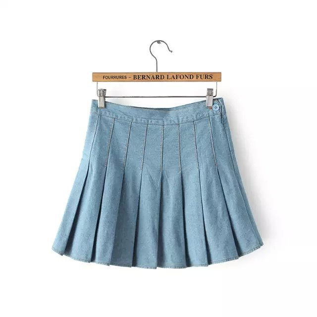 new arrival summer style fashion vintage pleated