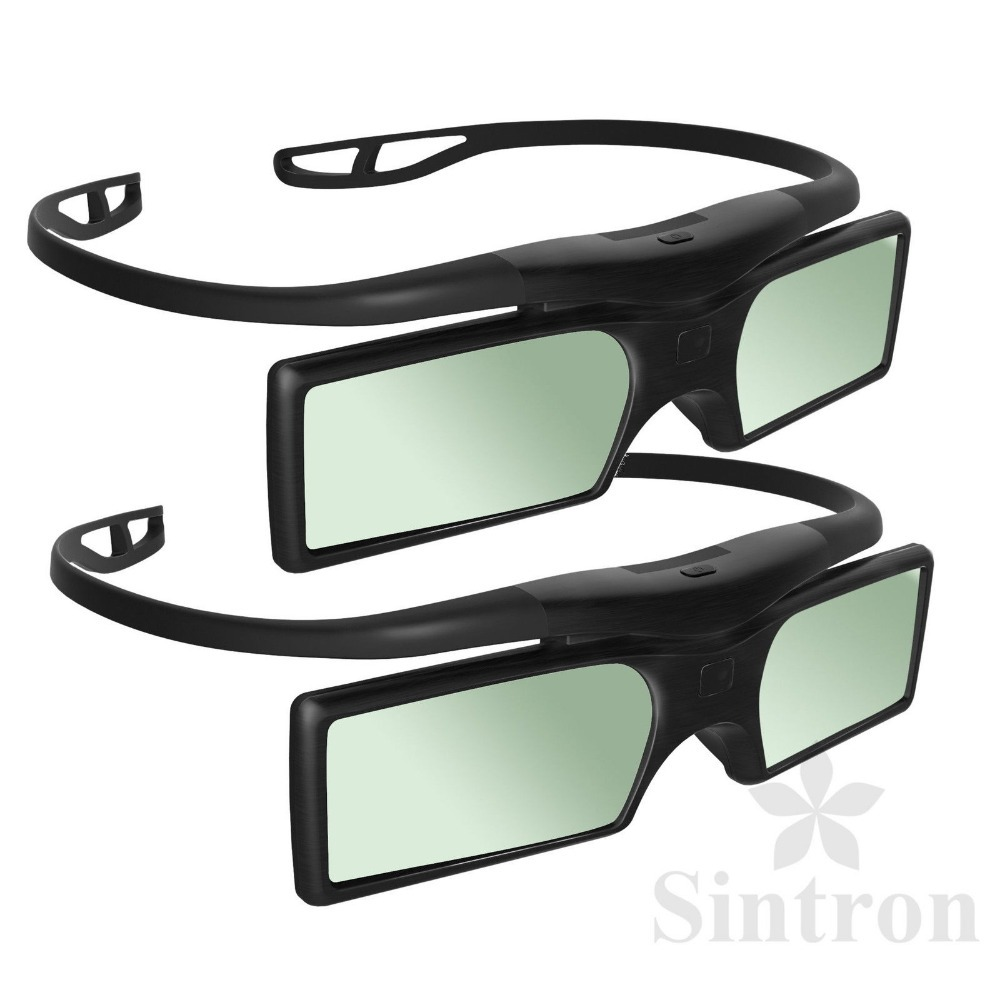 [Sintron]2X 3D Active Glasses for Samsung 2015 3D TV,7 Series UE40H7090SV UE40JU7090T UE48JU7590T UE48HU7590L UA55H7000AW(China (Mainland))