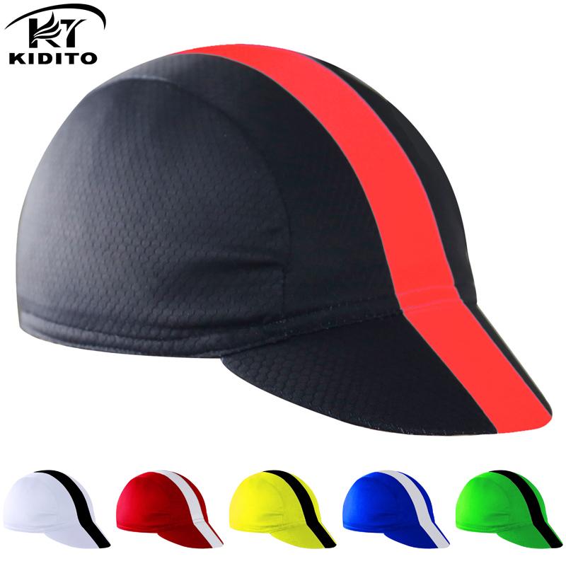 2016 KIDITOKT Outdoor Sport Men Baseball Bike Bicycles Male Jersey Team Moto Headwear Helmet Headband Hats Bandana Cycling Cap(China (Mainland))