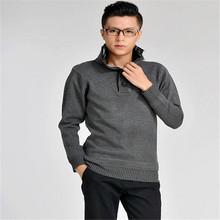Fall Winter Men's Sweaters Standard Wool Pullovers Sweater (AM9982) Free Shipping (China (Mainland))