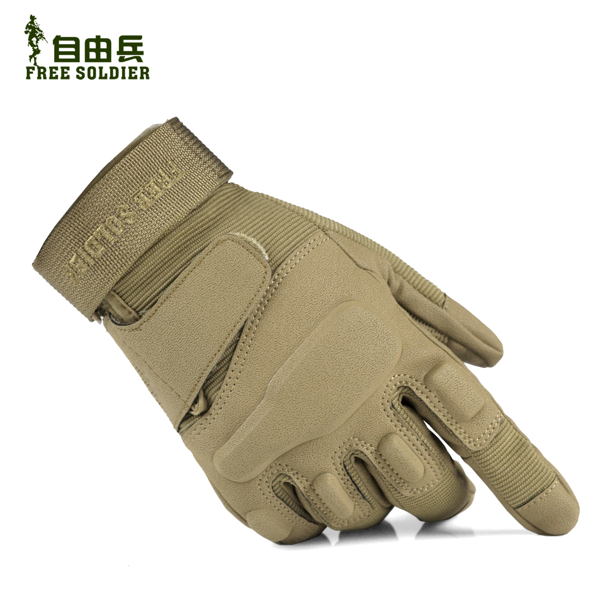Outdoor Blackhawk Hell Storm special warfare terrain full finger gloves Tactical Army fans climbing