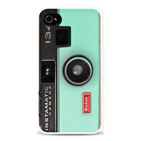 Mint Green Camera case for iPhone 4 4s 5 5s 5c 6 plus Samsung galaxy A3 A5 A7 S3 S4 S5 Mini S6 Edge Note 2 3 4(China (Mainland))