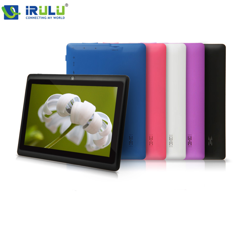 iRULU eXpro 1 X1 7 Tablet PC 8GB ROM Quad Core Android 4 4 Tablet Dual