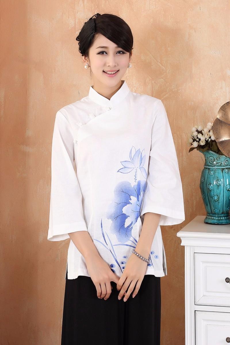 Китайские Блузки