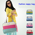 Fashion Baby Care Nappy Bag Large Capacity Mummy Maternity Diaper Bag Mother Waterproof Stroller Outside Organizer
