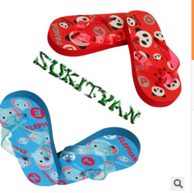 Cartoon kids slippers/Girls Thong Sandal /boys sandals/EVA home slippers Flip-flops/kids shoes Children's beach 13 colors - Cheryl's Simply Life store