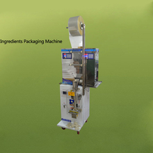 Free by DHL 1pc Automatic Sealing Machine,back seal automatic packaging machine, granules,food, Medicinal material, tea bags