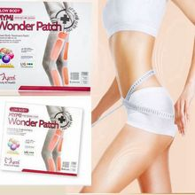 10pcs/pack  Mymi Slimming Patch Dissolve Fat Calf Arm Patchs Thin Leg Stick Lose Weight Paste Burn Fat Feet Care Anti Cellulite