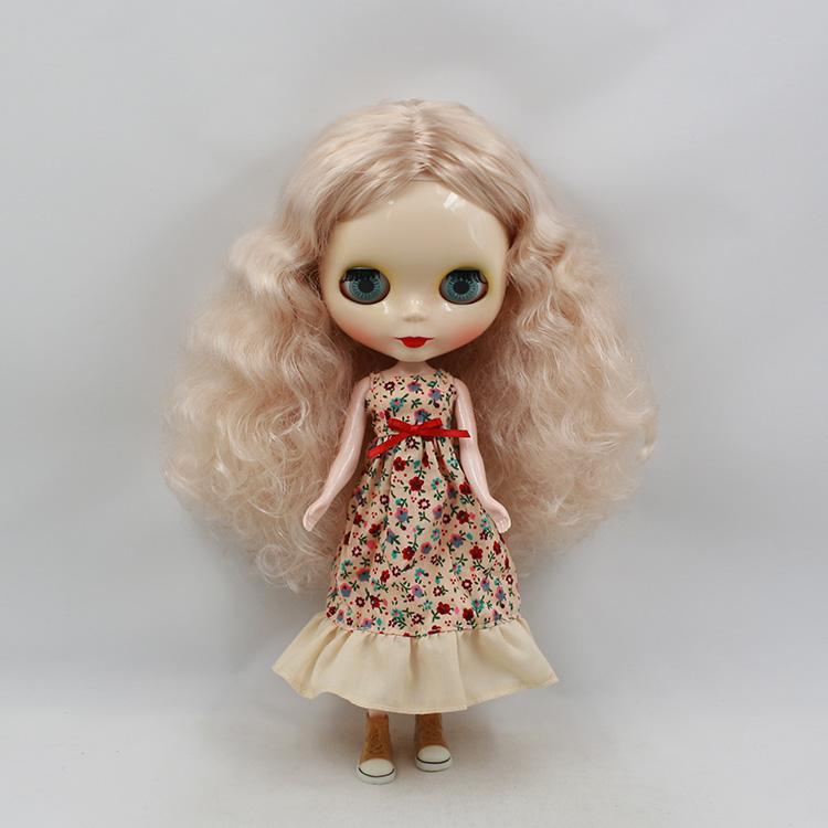 11.5 fashion dolls in light gold long hair mini dolls for girls<br><br>Aliexpress