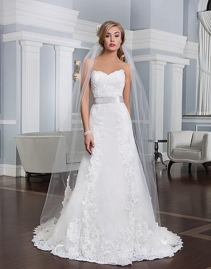 Buy new design wedding dress 2015 simple for Simple elegant wedding dress designers