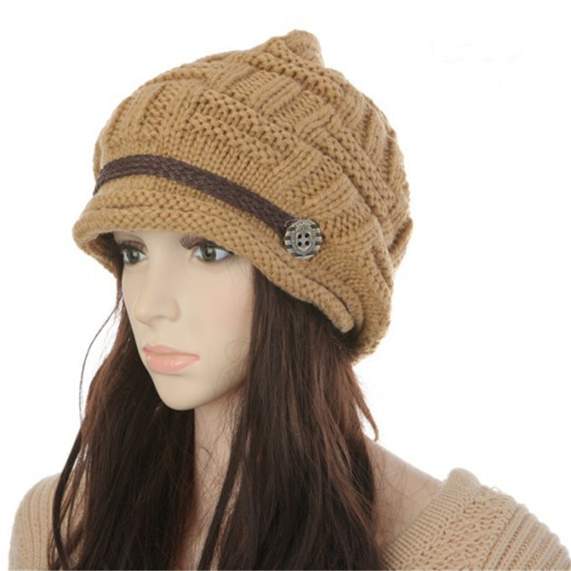 aliexpress buy new fashion knitted beanie hats for
