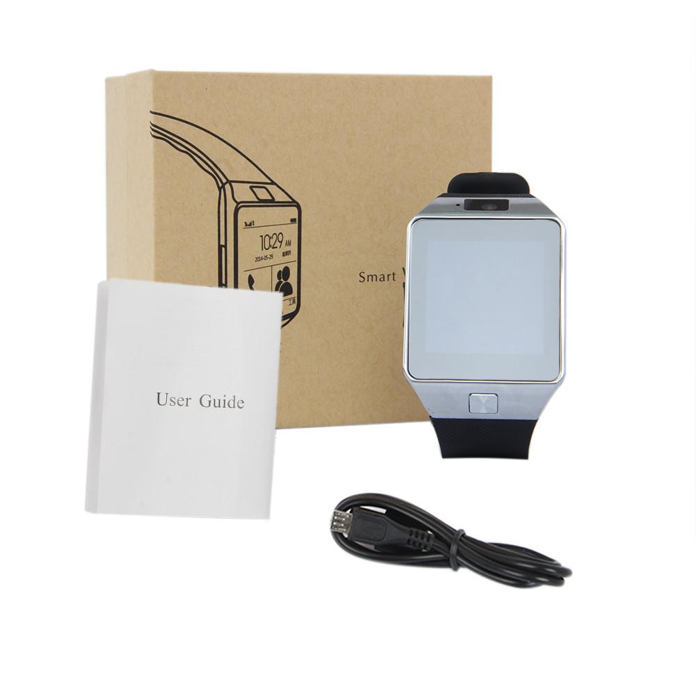 Relógio Celular com Chip DZ 09