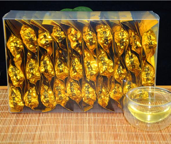 2016 New 30pcs/box Chinese Anxi Tieguanyin Oolong Tea, Fresh China Green tea, The Natural Organic Health Care Tie Guan Yin(China (Mainland))
