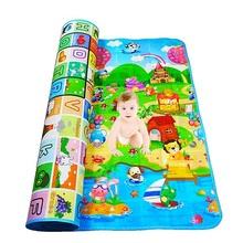 Baby Carpets Play Mat Mats Eva Foam Kids Toys For Newborns Kids Rugs Puzzle Mat For Children Carpet Developing Rug Playground(China (Mainland))