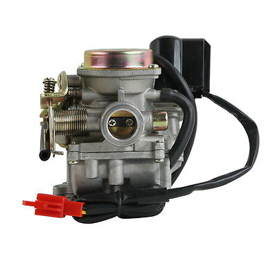 Scooter Carb Carburetor 50cc Chinese font b GY6 b font 139QMB Moped 49cc 60cc For SUNL