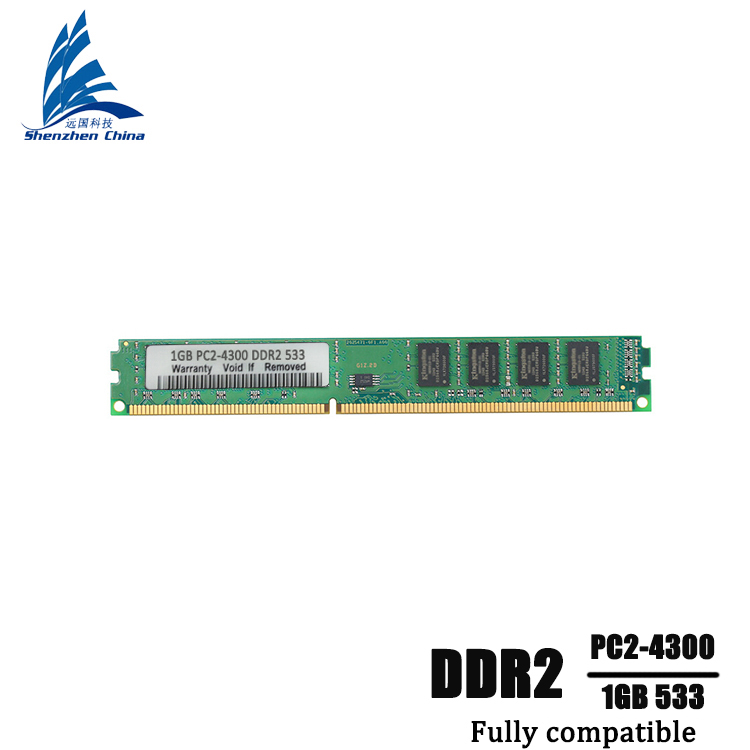 KVR Brand New Sealed ddr2 800 2GB pc2-5300 / 6400 sodimm ddr2 ram ddr 2 2gb Desktop RAM PC compatible with all PC Free Shipping(China (Mainland))