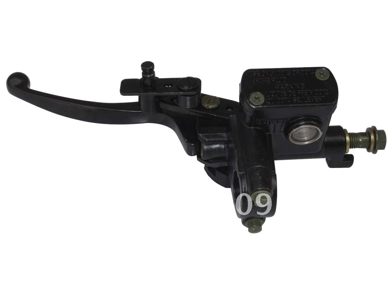 Left Hand BRAKE LEVER ATV 50 70 90 110 125 150cc Quad master cylinder chinese<br><br>Aliexpress