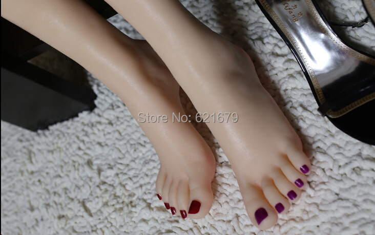Sex fetish/silicone foot model/silicone feet sex toy/foot fetish toys/fake feet/foot fetish/doll silicone/full silicone