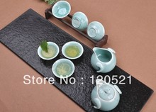 Jintuan tea set kung fu tea set ceramic celadon tea set TC1404 8pieces set Free shipping