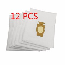 12 PCS For Kirby Universal Bag suitable for Kirby Universal Hepa Cloth Microfiber dust Bags for KIRBY Sentrial F/T