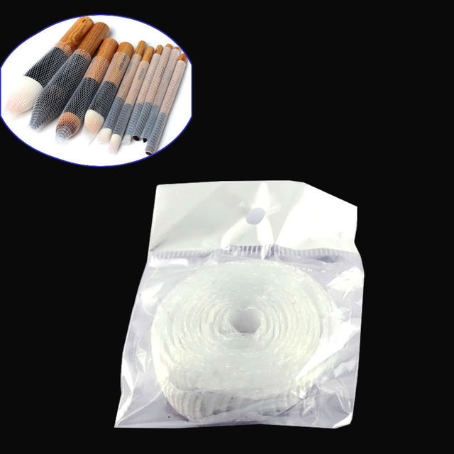 1Meter Brushes Protective Sleeve Cover Makeup Brush Guard Make Up Brush Guards Protectors Fits Most Dropshipping [SKU:M0215