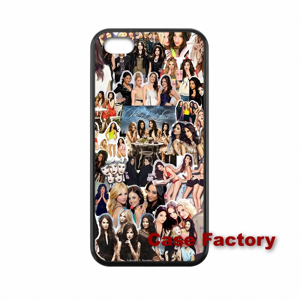TV Show Pretty Little Liars For Sony Xperia C M2 Z Z1 Z2 Z3 Z4 Z5 compact iPhone SE iPod Touch 6 LG G2 G3 G4 L70 L90 Nexus 4 5(China (Mainland))