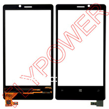 100% Guarantee Outer touch Screen Glass Lens for Nokia Lumia 920 by Free Shipping