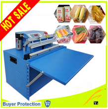 Free shipping External Vacuum Packaging Machine (500)/food vacuum sealing machine,rice vacuum sealer extenerior air inflation(China (Mainland))