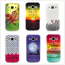 For Galaxy J1 Fashion Soft TPU Silicone Case With Owl Tower Soft Plastic Cover For Samsung Galaxy J1 J100 SM-J100F Phone Case