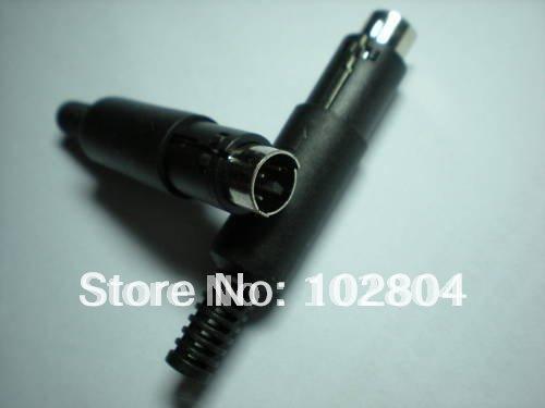 3 Pin Plug Connector Din Plug Connector 3 Pin Mini