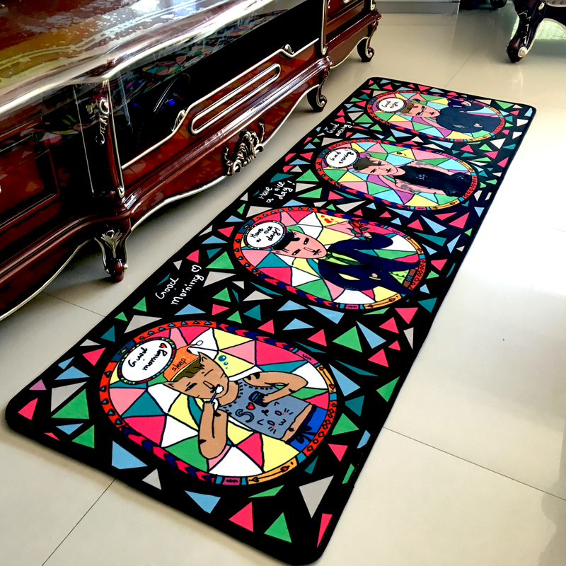 Compra cama alfombras de baño online al por mayor de china ...