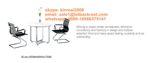 face to face Computer table/Reception desk/meeting table chatting table(China (Mainland))