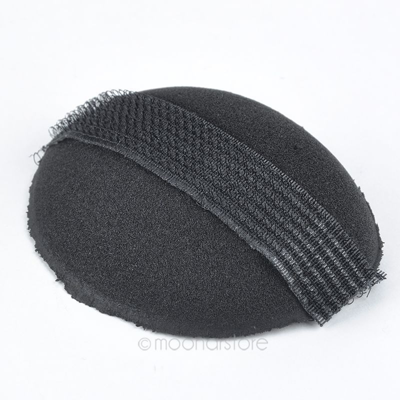 Hair Ornaments Hairdressing Tool Princess Style Hair Heighten Device Sponge Headband Hair Maker Pad AMHM396-60(China (Mainland))