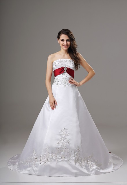 Buy 2014 New Wedding Dress Embroidered