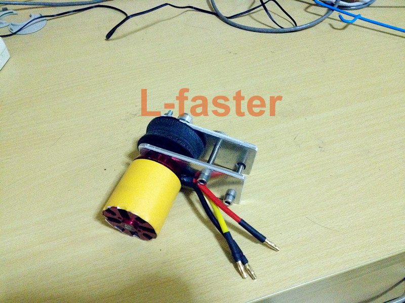 Electric Scooter Diy Motor Kit Electric Bicycle Brushless