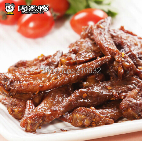 Гаджет  Chinese Special Snack Food:Chicken wing tip Of Zhou Hei Ya 115g vacuum pack None Еда