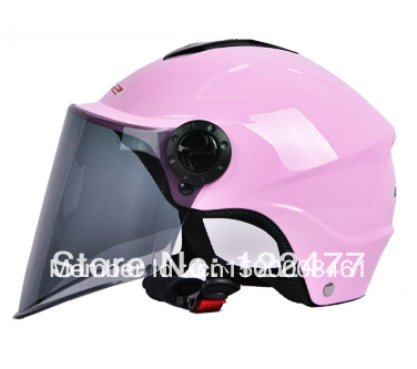LS2-OF108.authentic electric vehicle motorcycle helmet, half helmet open face helmet,15 colors