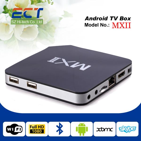 Телеприставка Android tv box ! 4.4 TV Box MX2 Amlogic S805 HD 1080 P 1G /8G XBMC WiFi Bluetooth tv android
