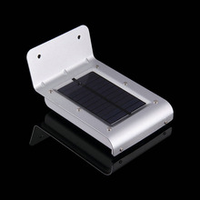 High quality 1pc 16 LED Solar Power Motion Sensor Security Lamp Outdoor Waterproof Light(China (Mainland))