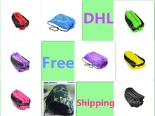 Inflatable laybags factory price camping sofa DHL free shipping acerig sleeping lazy bag Only need ten seconds bed chair couch