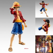 Buy MegaHouse Variable Action Heroes One Piece Monkey D Luffy PVC Action Figure Collectible Model Toy for $14.95 in AliExpress store