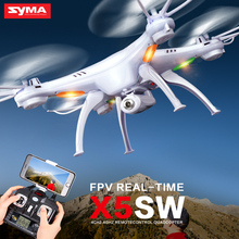 Original SYMA X5S X5SC X5SWWIFI Drone Quadcopter With FPV Camera Headless 6-Axis Real Time RC Helicopter Quadcopter KidsToy(China (Mainland))