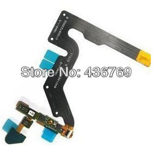 Speaker Ear Earpiece Earphone Flex Cable FOR Motorola Atrix 4g MB860 ME860 Front Camera Flex Free Shipping(China (Mainland))