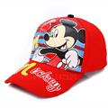 New spring autumn fashion boy girl children cotton hat children Mickey Baseball Cap Hat character peaked