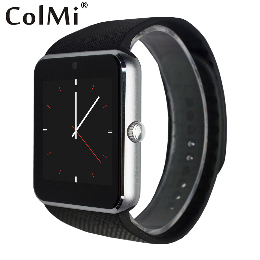 Smart Watch GT08 Clock With Sim Card Slot Push Message Bluetooth Connectivity Android Phone Better Than DZ09 Smartwatch(China (Mainland))